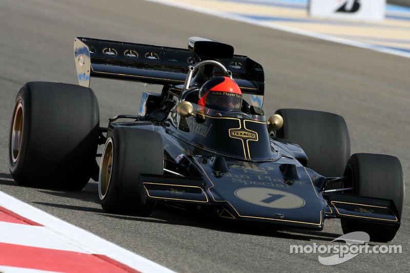 1972: Lotus 72D