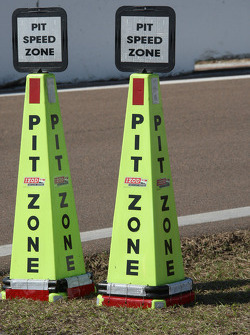 Pit zone