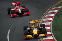 Robert Kubica, Renault F1 Team, Lucas di Grassi, Virgin Racing