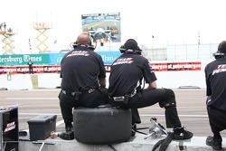 Team Penske team members