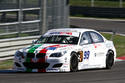 #99 Movisport BMW 550i (e60): Mauro Cesari