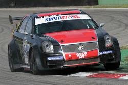 #24 Team Santucci Cadillac CTS-V: Roberto Del Castello
