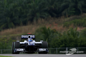 Rubens Barrichello, Williams F1 Team