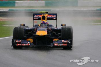 Mark Webber, Red Bull-Renault