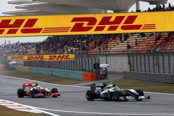 Nico Rosberg, Mercedes GP, Lewis Hamilton, McLaren Mercedes