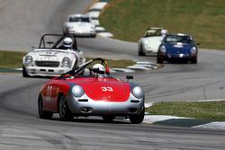 62 Porsche 356: Tim Baker