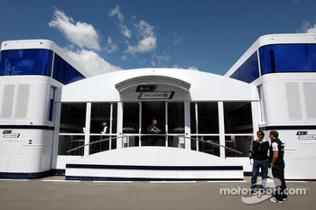 Williams F1 Hospitality