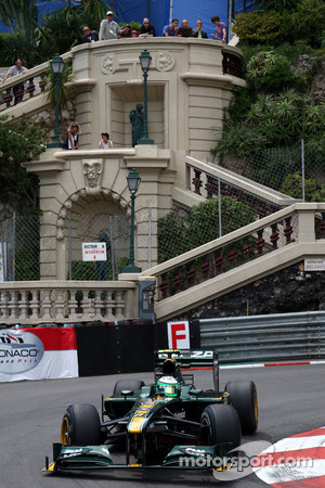 Kovalainen wants DRS ban for Monaco