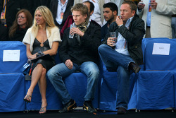 Amber Lounge Fashion Show, Nico Hulkenberg, Williams F1 Team