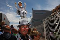 Michael Schumacher, Mercedes GP Petronas fan
