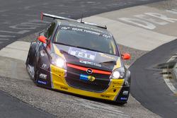 #141 Opel OPC Race Camp Opel Astra OPC: Sebastian Amosse, Rene Hiddel, Thierry Kilchenmann, Dennis Rieger