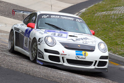 #48 Level Racing Porsche 997: Bruno Barbaro, Guiseppe Arlotti