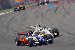 Johnny Cecotto leads Sergio Perez