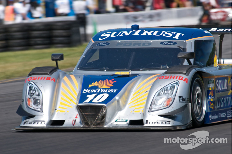 #10 SunTrust Racing Ford Dallara: Max Angelelli, Ricky Taylor