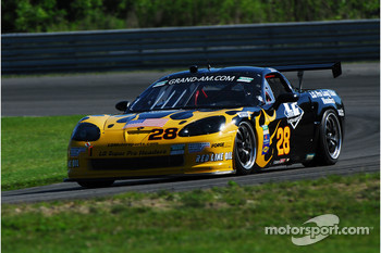 LG Motorsports Corvette: Eric Lux, Kelly Collins