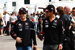 Timo Glock, Virgin Racing, Lucas di Grassi, Virgin Racing