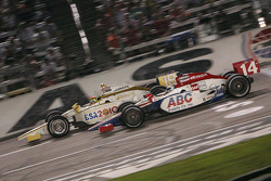 Vitor Meira, A.J. Foyt Enterprises & Alex Lloyd, Dale Coyne Racing