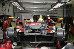 #7 Audi Sport Team Joest Audi R15