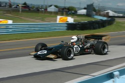 #10- Bruce Leeson, 1969 McLaren M10b.