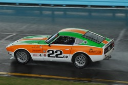 #22- James Ashe Jr. - Datsun 240Z. #501- Porsche 914/6- John ALpers.