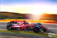 Formula 1 Photos - Alfa Romeo F1 Concept