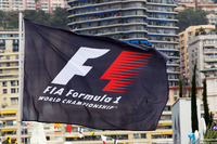 Fórmula 1 Fotos - F1 flag