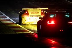 """#62 GetSpeed Performance, Porsche GT3 Cup: Adam Osieka, Kiki Sak Nana, """"Andy Sammers"""
