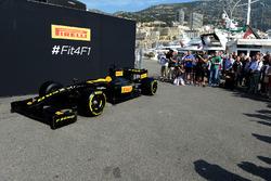 Pirelli-Formel-1-Auto