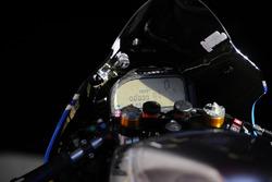Moto3-Bike: Lenker und Display
