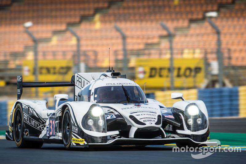6. LMP2: #31 Extreme Speed Motorsports, Ligier JS P2 Nissan