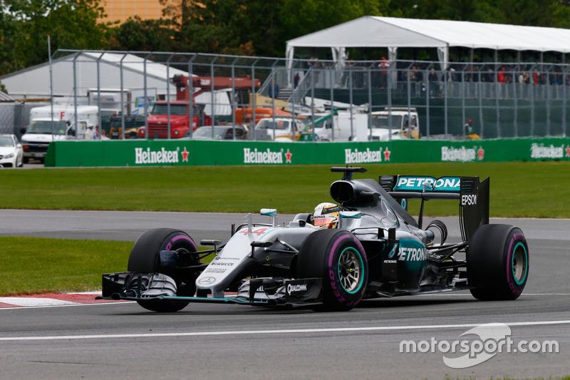 Kanada, Montreal: Lewis Hamilton (Mercedes)