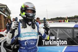 Pole sitter Colin Turkington, Subaru Team BMR