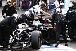 Fernando Alonso, McLaren MP4-31, Ausfall