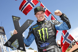 Winner Andreas Bakkerud, Hoonigan Racing Division