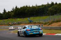 VLN Photos - Thomas von Loewis of Menar, Daniel Schellhaas, 'Smudo', Porsche Cayman GT4