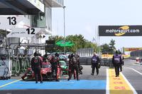 WEC 写真 - #43 RGR Sport by Morand Ligier JSP2 - Nissan: Ricardo Gonzalez, Filipe Albuquerque, Bruno Senna
