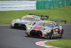 #0 Gainer Nissan GT-R Nismo GT3: Andre Couto, Ryuichiro Tomita