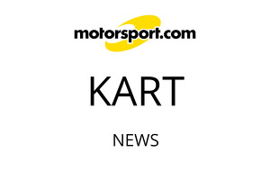 WKA: First Kart re-signs Spencer Pigot