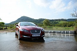 2013 Jaguar XJ and XF