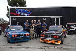 BTM Motorwerks Duo to Vie for NASA BMW National Championship