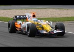 ING Renault F1 Team - Fernando Alonso - 5