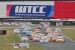 Start of Race 1, WTCC Oschersleben 2009