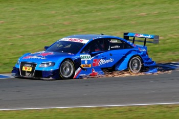 Alex Prmat, DTM Oschersleben 2010