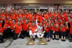 McLaren Win