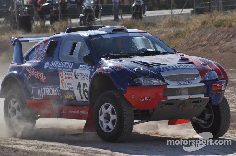 Baja Spain 2010 Saragoza