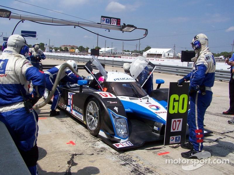 Team Peugeot