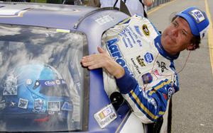 Michael Waltrip has plenty of advice to share when it comes to social media and racing