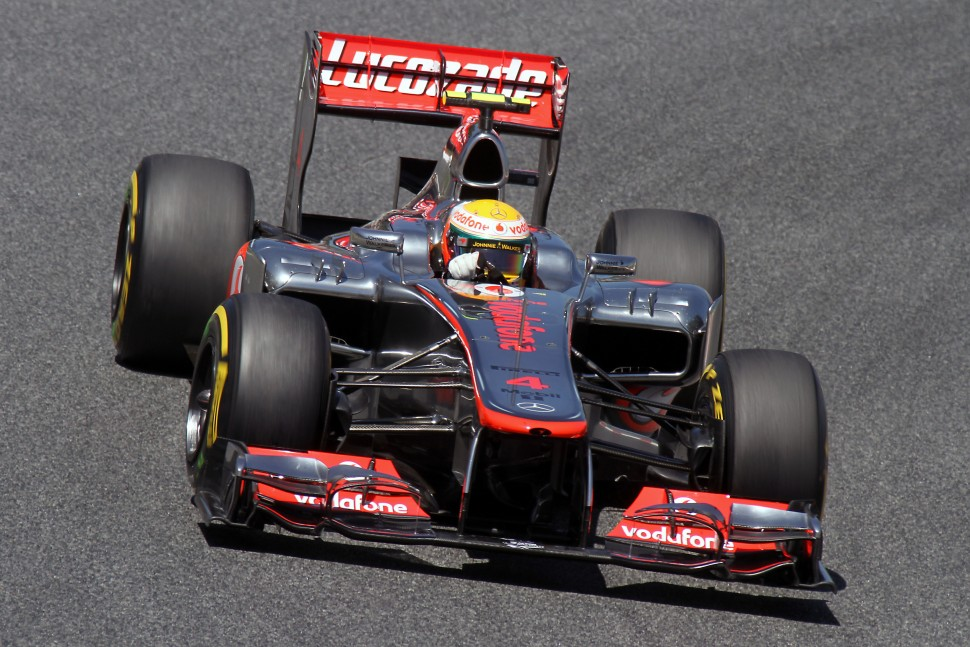 F1 Barca 2012