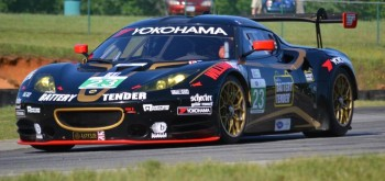 AJR Lotus at VIR test
