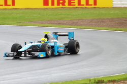 Nigel Melker Ocean GP2 Team